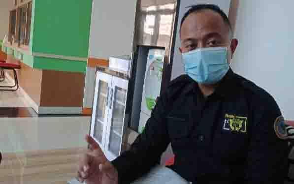 Kasi Kepatuhan Internal dan Penyuluhan Bea Cukai Pangkalan Bun, Yuli Wijayanto.