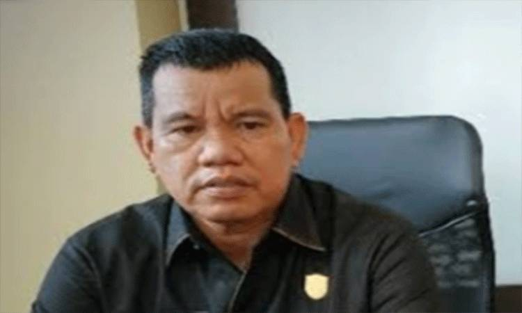 Sekretaris Komisi II DPRD Kotawaringin Timur, Juliansyah.
