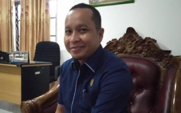 Anggota Komisi II DPRD Kotawaringin Timur, Syahbana.