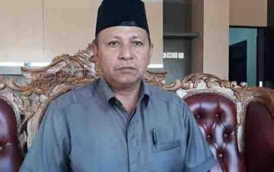 Wakil Ketua DPRD Kotawaringin Timur, H Rudianur.