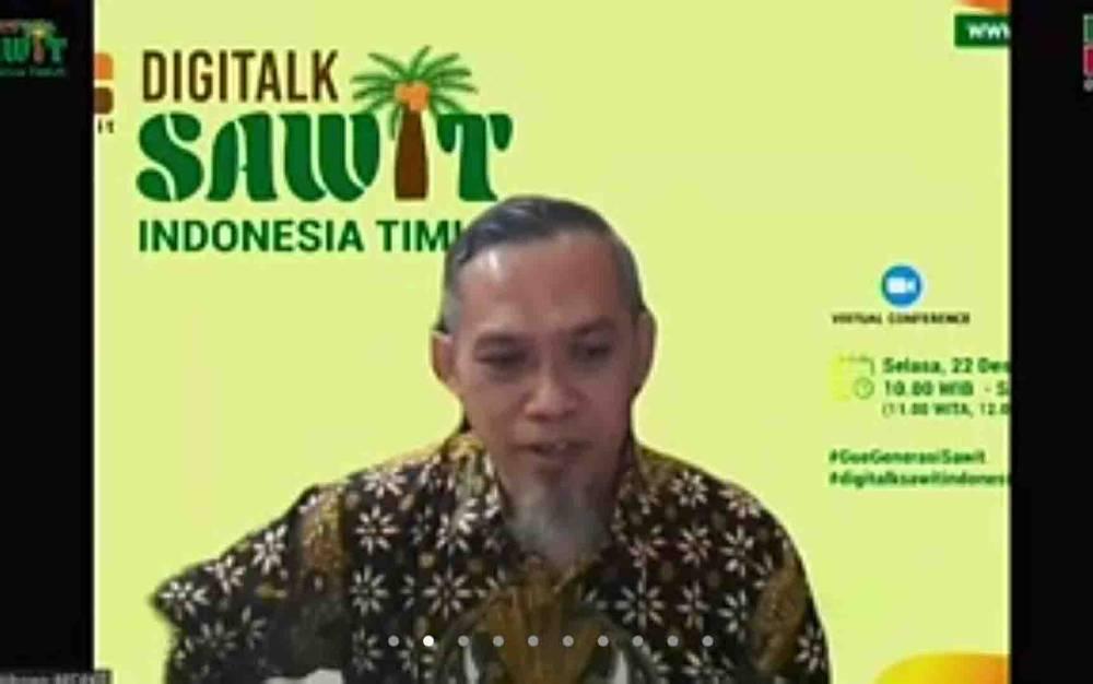 Plt Direktur Kemitraan Badan Pengelola Dana Perkebunan Kelapa Sawit atau BPDPKS, Edi Wibowo.