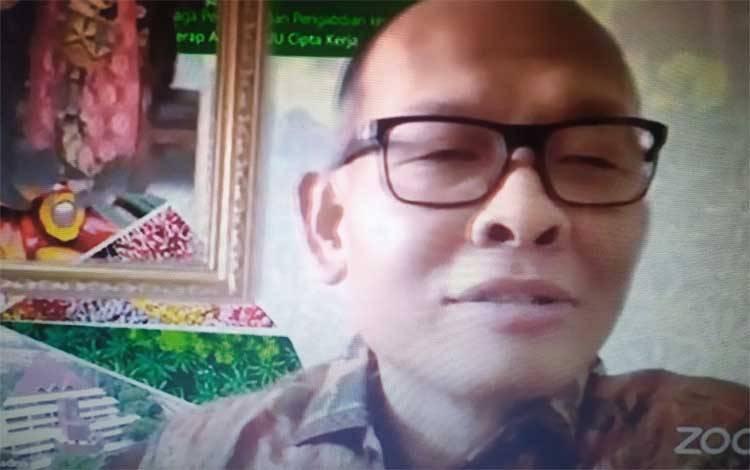 Praktisi Hukum dan Staf Pengajar Universitas Al Azhar Indonesia, DR Sadino