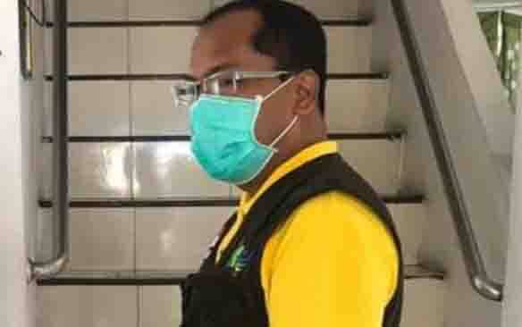 Suyuti Syamsul, Kepala Dinkes Kalteng.