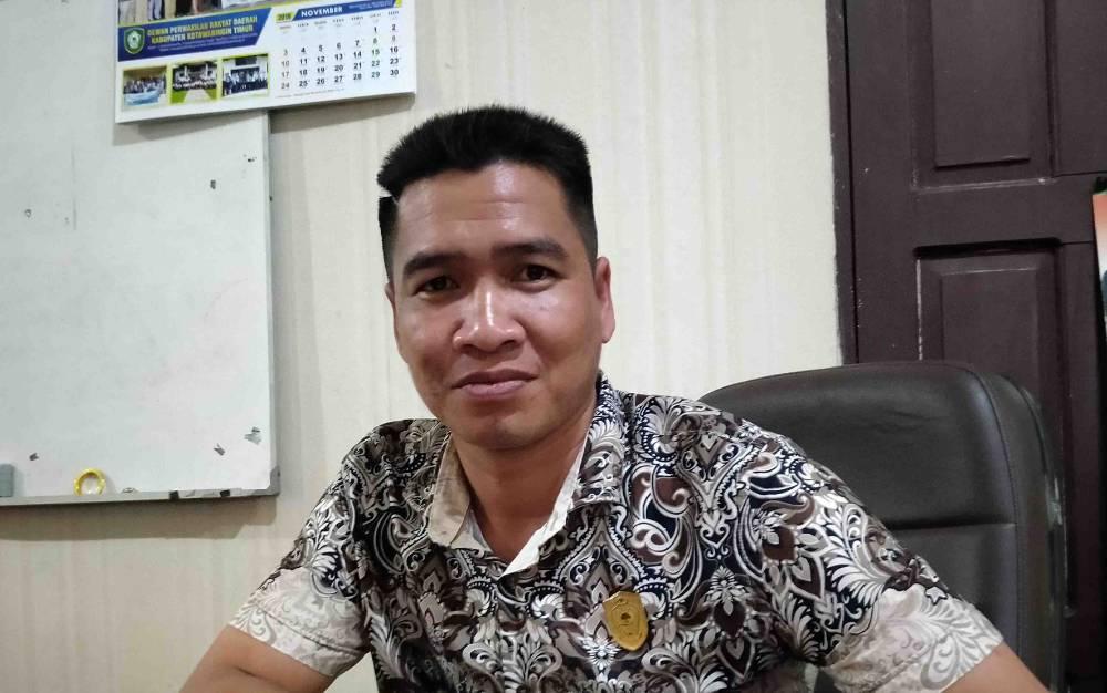 Ketua Fraksi PKB DPRD Kotawaringin Timur, M Abadi