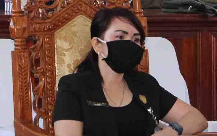 Anggota DPRD Kabupaten Gunung Mas, Cici Susilawati