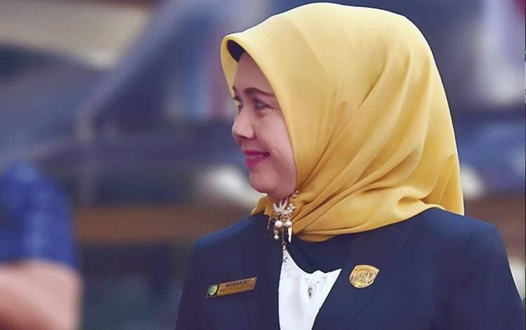 Sekretaris Komisi B DPRD Palangka Raya, Norhaini.