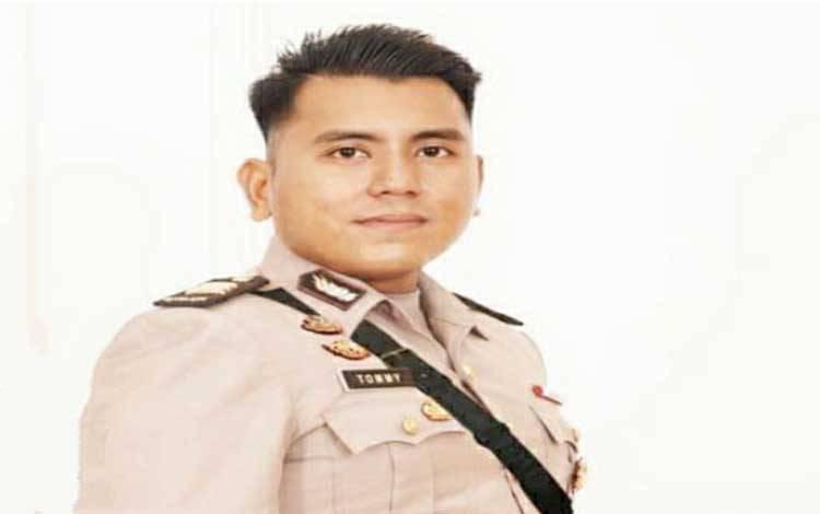 Kasat Reskrim Polres Barito Utara AKP M Tommy Palayukan