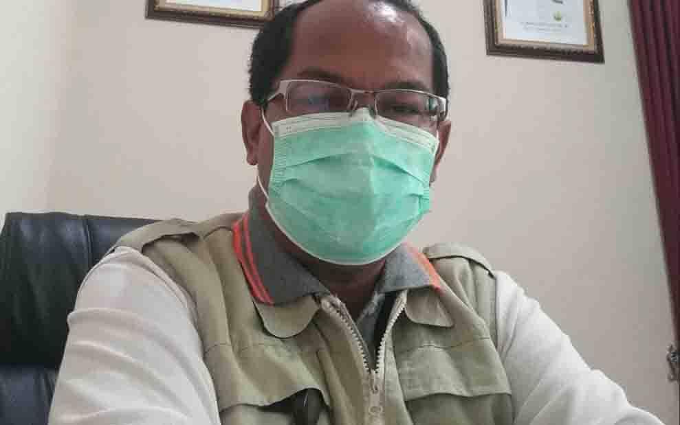 Kepala Dinkes Kalteng, Suyuti Syamsul