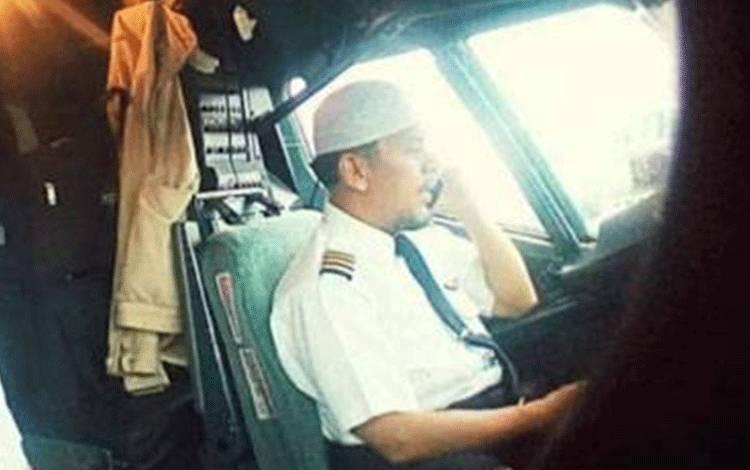 Mengenal Sosok Kapten Afwan, Pilot Sriwijaya Air SJ 182