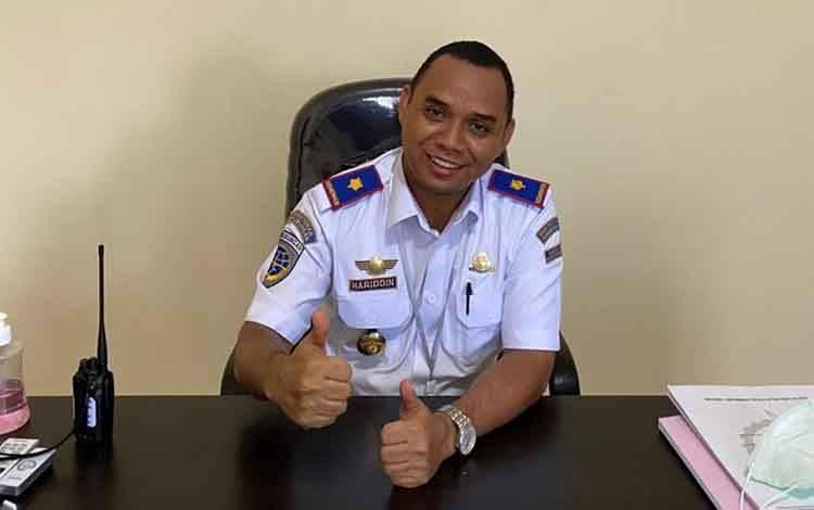Muhammad HariddinKepala UPBU Kelas III Kuala Pembuang