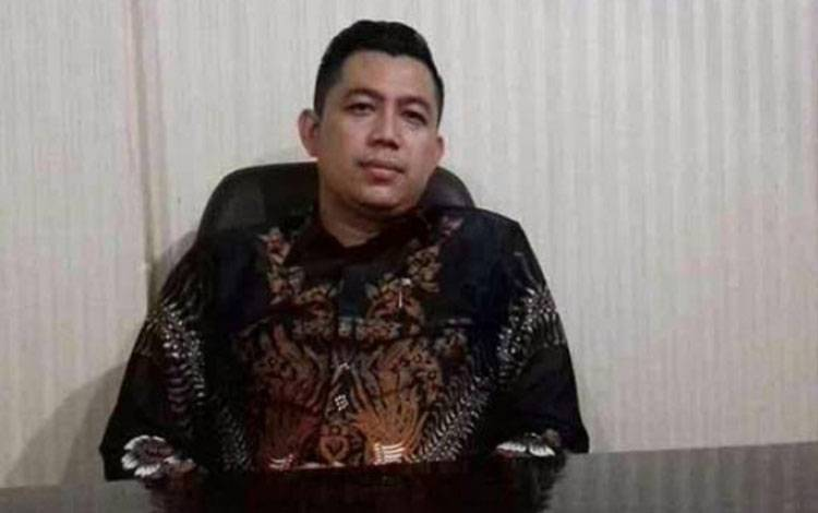 Anggota Komisi IV DPRD Kotawaringin Timur, M Kurniawan Anwar.