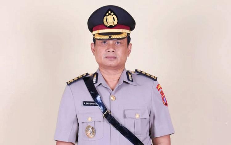 Kabidhumas Polda Kalteng Kombes K Eko Saputro.