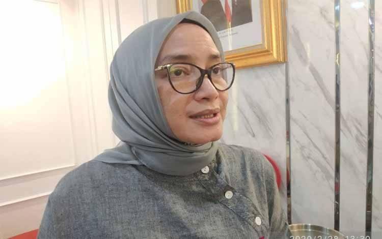 Anggota KPU Evi Novida Ginting Manik