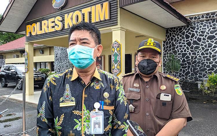 Plt Sekda Kotim Suparmadi, tidak ada bantuan hukum bagi ASN terlibat narkoba.