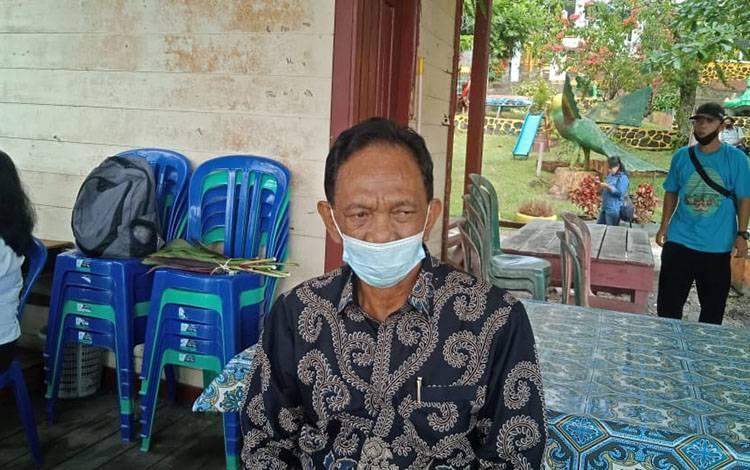 Ketua Komisi I DPRD Barsel, Raden Sudarto
