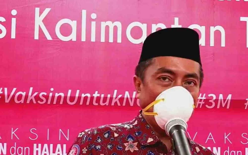Sekretaris MUI Kalteng, Bulkani.