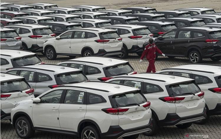 Ini Penjualan Mobil 2020 dan Daftar Merek Terlaris