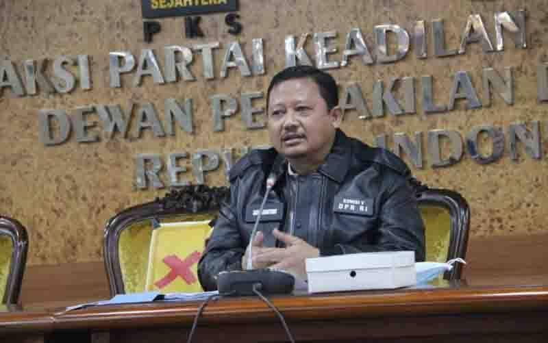 Anggota Komisi V DPR RI Sigit Sosiantomo. (foto : ANTARA/HO-Humas Fraksi PKS)