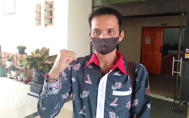 Anggota DPRD Katingan dari Partai PKB Sugianto.
