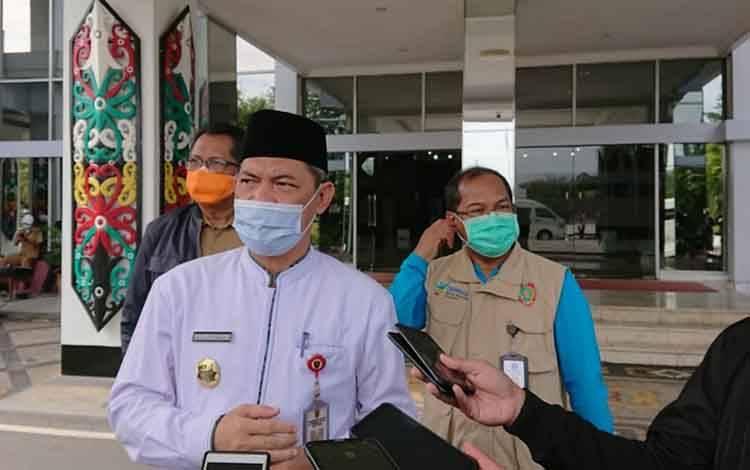 Pemprov Kalteng Lakukan Pengkajian Pemekaran Kotawaringin