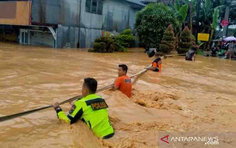 Bareskrim Periksa Pejabat Dinas Kehutanan Terkait Banjir Kalsel