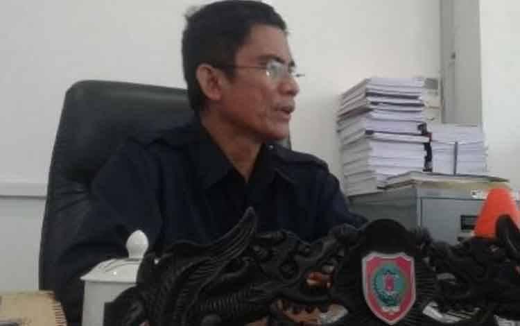 Anggota Komisi IV DPRD Kalteng, Jubair Arifin