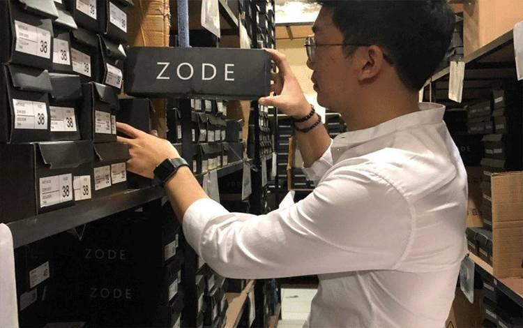 Pemilik brand fashion sepatu wanita Zode, Edward D. (Istimewa)