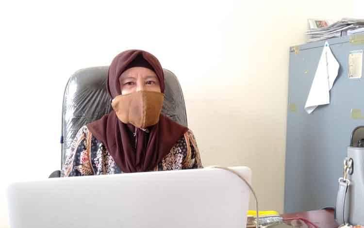 Kabid Penilaian Kinerja Pengembangan Karir dan Pembinaan Aparatur BKPSDM Palangka Raya, Puji Wahyuni