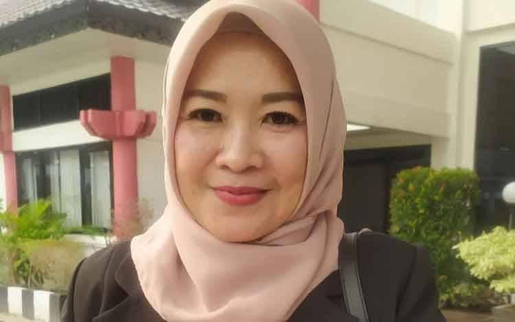 Wakil Ketua I Komisi B DPRD Palangka Raya, Susi Idawati.