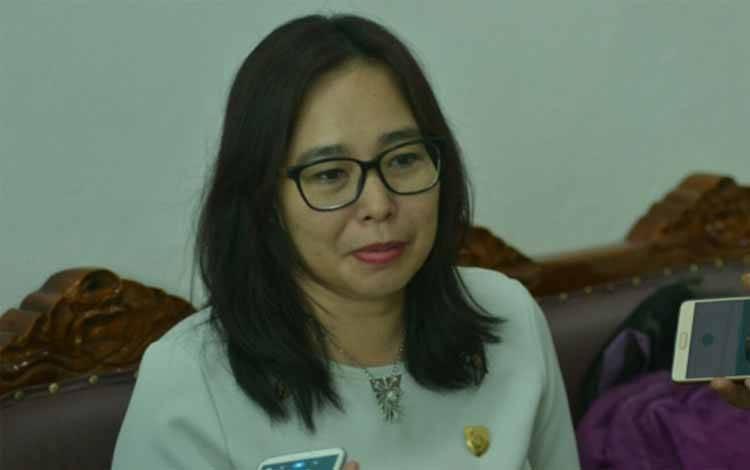 Anggota DPRD Kalteng, Ina Prayawati