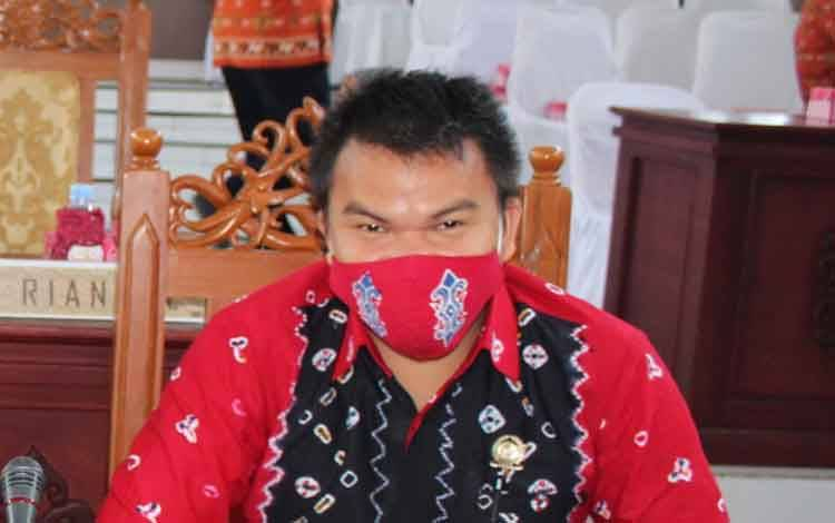 Anggota DPRD Kabupaten Gunung Mas, Pebrianto