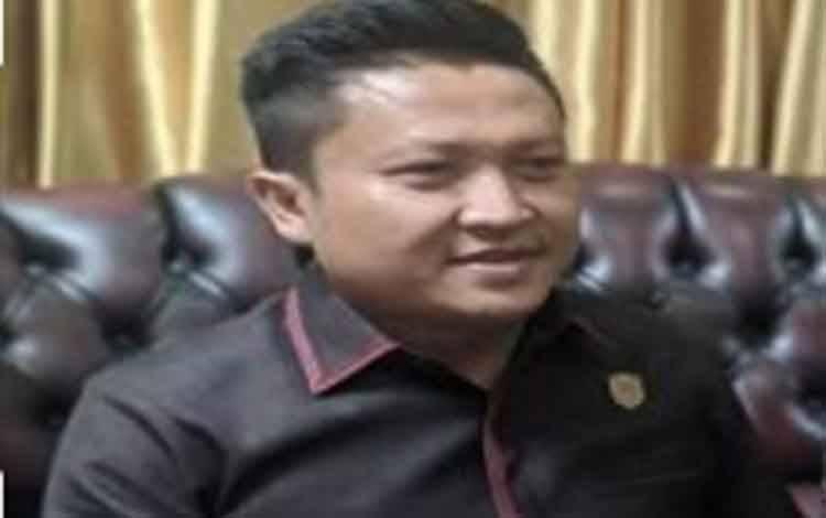 Ketua Komisi IV DPRD Kotawaringin Timur, Dadang H Syamsu