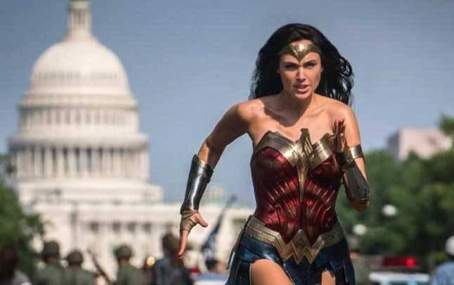 Gal Gadot berperan sebagai Wonder Woman di film Wonder Woman 1984 yang tayang di bioskop internasional mulai 16 Desember 2020. (foto : Instagram/@gal_gadot)