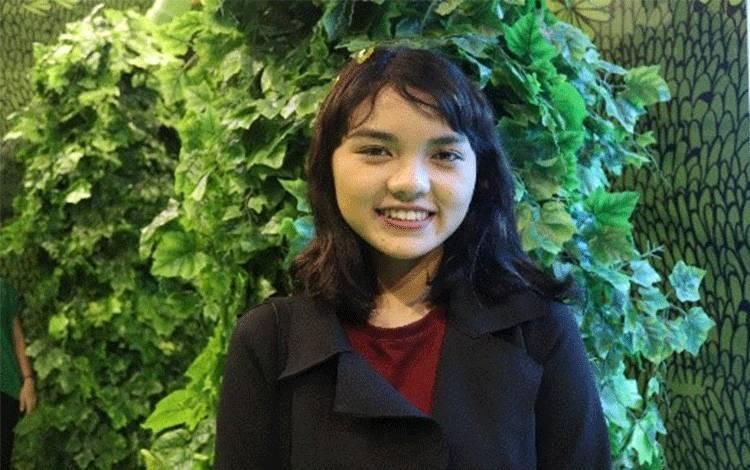 Lydia Putri, S.Tr.Stat/Statistisi Ahli Pertama BPS Kota Palangka Raya.