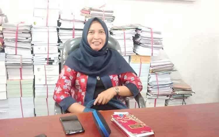 Anggota Komisi C DPRD Kota Palangka Raya, Mukarramah.
