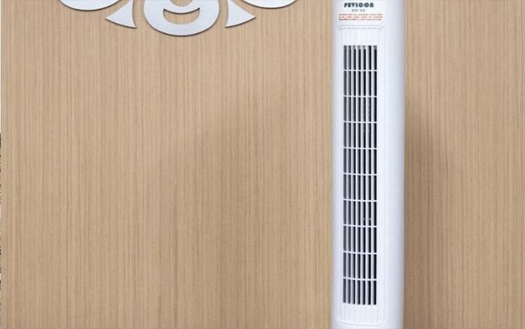 Alat purifikasi udara PUVICON tipe DSF-03 yang dikembangkan oleh FTUI. (ANTARA/HO Humas UI)