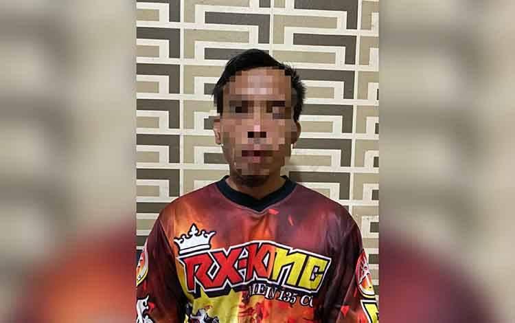 Terduga pelaku kasus pencurian diamankan Satreskrim Polres Kapuas