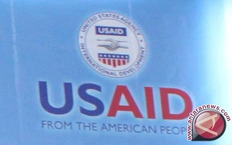 Logo USAID (FOTO ANTARA)