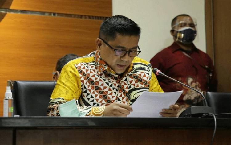 Deputi Penindakan dan Eksekusi KPK Karyoto. ANTARA/HO-Humas KPK