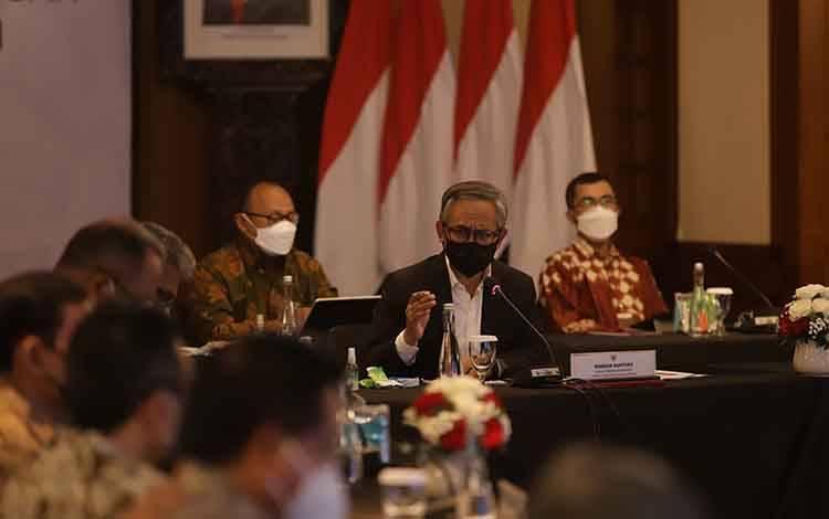 Pertemuan OJK dengan perbankan