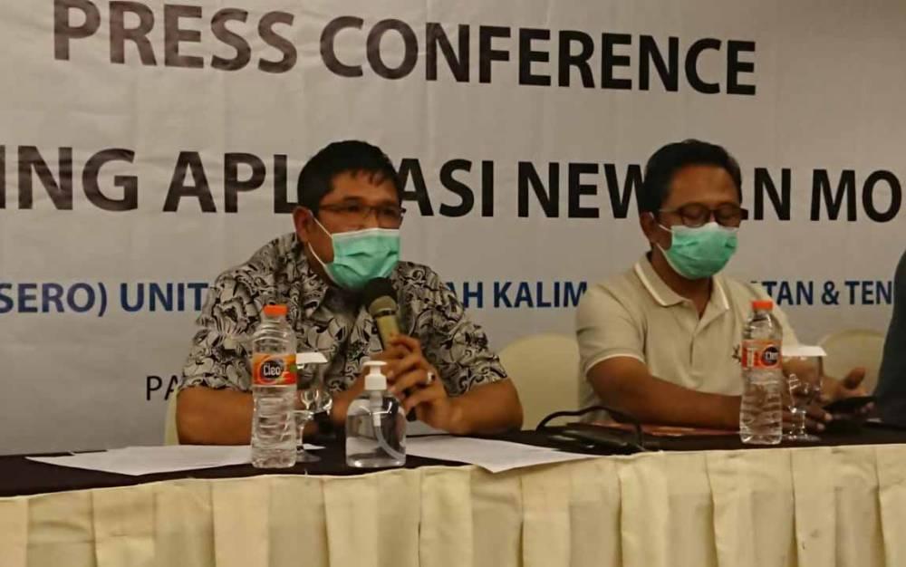 General Manager PLN Unit Induk Wilayah Kalimantan Selatan dan Kalimantan Tengah (UIW Kalselteng), Sudirman.