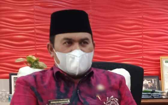 Wakil Bupati Kotawaringin Barat, Ahmadi Riansyah