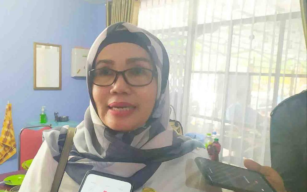 Anggota Komisi B DPRD Palangka Raya, Ruselita.