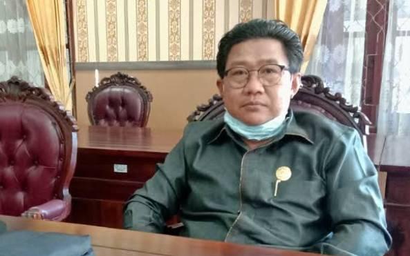 Anggota Komisi I DPRD Kotawaringin Timur, H Hairis Salamad.