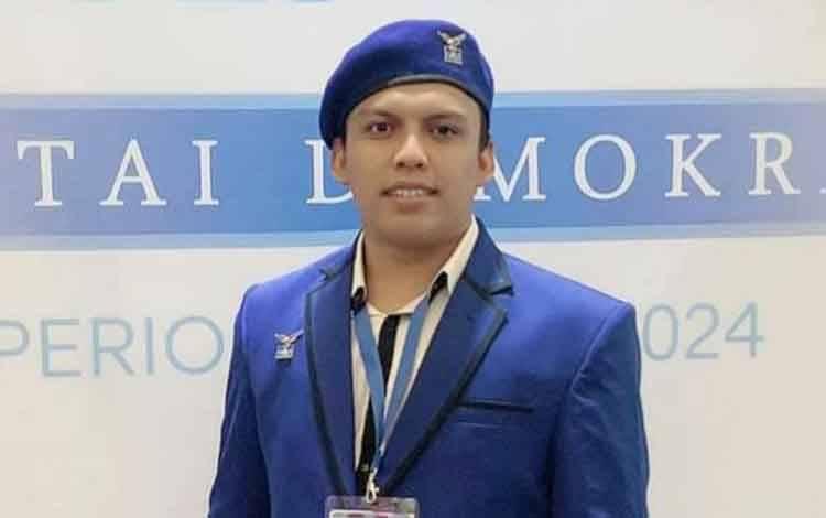 Anggota DPRD Kalteng, Heri Santoso.