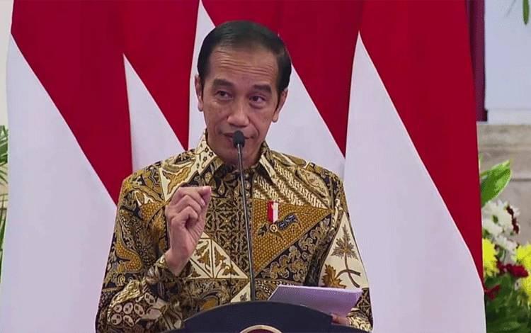 Presiden Republik Indonesia Joko Widodo atau Jokowi