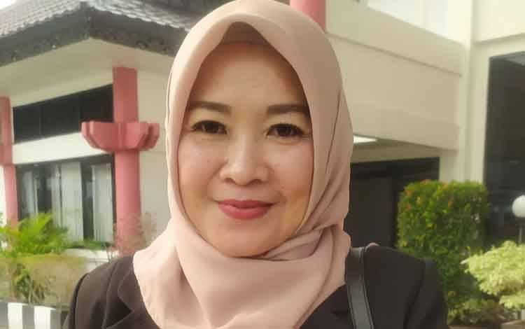 Wakil Ketua I Komisi B DPRD Kota Palangka Raya, Susi Idawati.