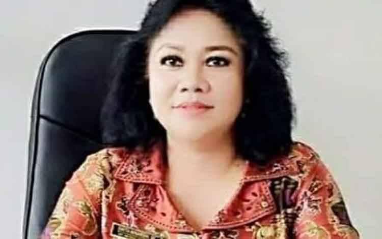 Kepala Disperindag dan UKM Barsel, Swita Minarsih.