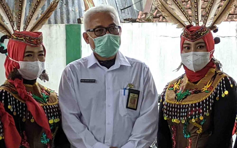 Kepala Dinas Kesehatan Kotim dr Faisal Novendra Cahyanto tengah. Sementara, saat inu pihaknya sudah terima beberapa laporan kasus DBD