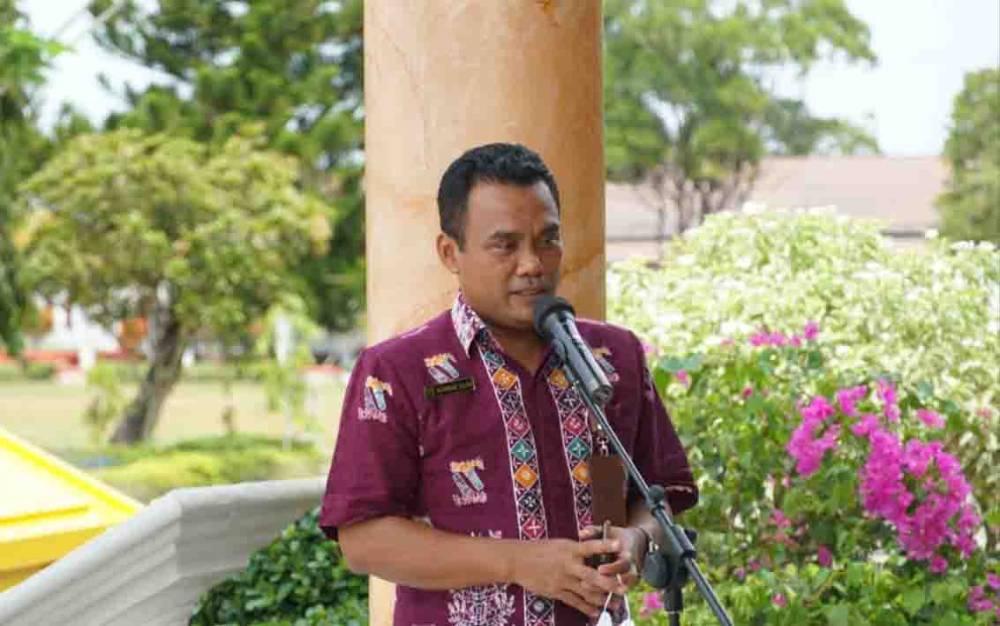 Kepala Dinas Lingkungan Hidup Kota Palangka Raya, Achmad Zaini